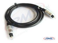 Kabel optyczny TOSLINK Digital (D-TT05) - 0,5m
