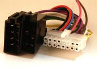 Kostka ISO do radia z serii Alpine 7524 i innych (KS17521)