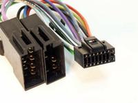 Kostka ISO do radia z serii Kenwood KRC-256 i innych (KS19561)