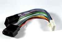 Kostka ISO do radia z serii Panasonic CQ-FX 45/65/85 i innych (KS10451)