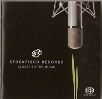 Płyta SACD hybrydowa Stockfisch-Records - closer to the music vol. 1