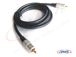 Kabel do subwoofera (RCA-RCA) - Digital (D-RR100) - 10m