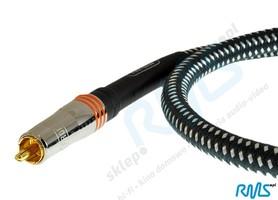 Interkonekt Coaxial RCA-RCA PGD4000 Profigold OxyPure - 0,75m