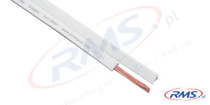 Profigold PGC11529 Przewód głośnikowy 1,3mm2 płaski