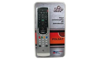 Pilot Elmak ZIP 301 do sprzętu SAT i DVB firm: SAGEM, SAMSUNG, THOMSON, ECHOSTAR