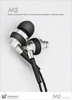 Brainwavz M2 Słuchawki dokanałowe