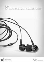 Brainwavz M4 Słuchawki dokanałowe