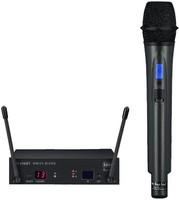TXS-616SET zestaw mikrofon bezprzewodowy wieloczęstotliwościowy z odbiornikiem
