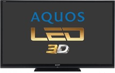 "Sharp LC-80LE657E (LC80LE657E) Telewizor LED 3D Full HD 80"" (203cm)"
