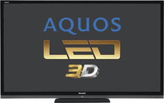 "Sharp LC-70LE747E (LC-70LE747E) Telewizor LED 3D Full HD 70"" (177cm)"