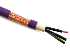 Melodika MDC3250 Purple Rain Przewód zasilający 3x2,5mm2 ekranowany miedź OFC klasy 4N