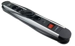 Bridge Premium BPS5030U (BPS5X30U) listwa zasilająca 5 gniazdowa z ładowarką USB - 3m