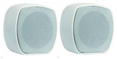 ArtSound AS401 (AS401) kolumny stereo (surround) (czarny, biały) - 2szt