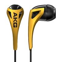 AKG K 330 (K330) Słuchawki przewodowe douszne dokanałowe - czarno-złote kolorowe