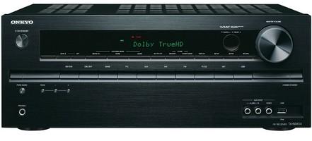 Onkyo TX-NR414 (TXNR414) Sieciowy amplituner kina domowego (5.1) z HDMI 1.4 oraz 3D
