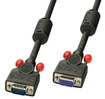 Przedłużacz VGA (D-sub) Lindy 37390 - 0,5m