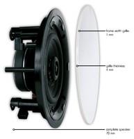 ArtSound FL620 (FL 620) Głośnik ścienny/sufitowy do zabudowy (biały) - 2szt.