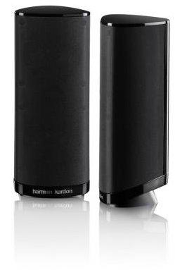 Harman Kardon HKS 4 BQ (HKS4BQ) kolumny stereo (surround) - 2szt