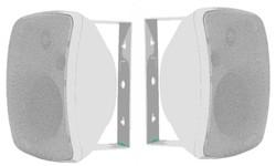 ArtSound ASW45.2 (ASW 45.2 W/B) Głośniki zewnętrzne odporne na promienie UV, wodoodporne (czarny, biały) - 2szt.