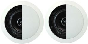 ArtSound MDC501 (MDC 501) Głośnik ścienny/sufitowy do zabudowy (biały) - 2szt.