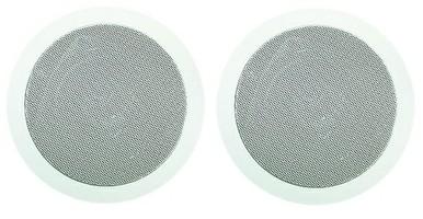 ArtSound MD30 (MD-30) Głośnik ścienny/sufitowy do zabudowy (szary, biały) - 2szt.