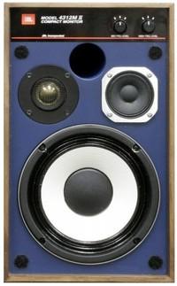 JBL Studio Monitor 4312M II (4312 M II) Monitory/kolumny stereo kompatkowe - 2szt.