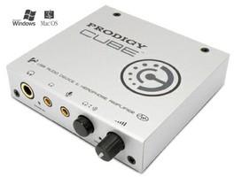 Audiotrak PRODIGY CUBE (ATRCUBE) Zewnętrzna karta dźwiękowa z USB DAC