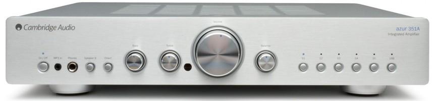 Cambridge Audio Azur 351 A (351A) Wzmacniacz zintegrowany stereo z USB