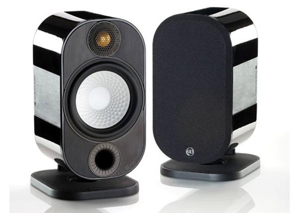 Monitor Audio Apex A 10 (A10) Kolumna stereo (surround) - 2szt Kolor: Czarny błyszczący Polska Gwarancja