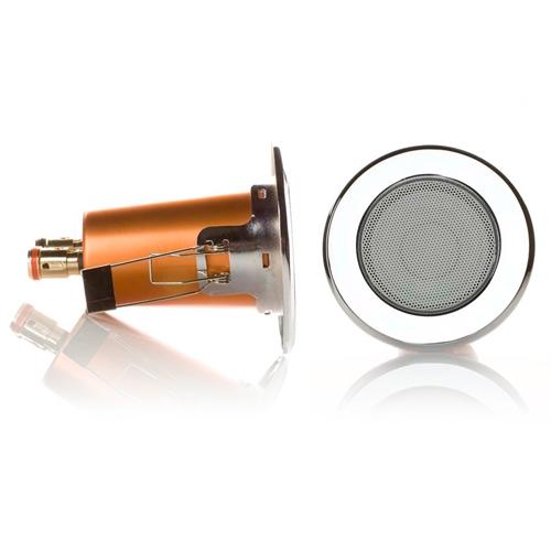 Monitor Audio CPC 120 (CPC120) Głośnik do zabudowy (do otworu świetlówki halogenowej) Kolor: Brass Polska Gwarancja