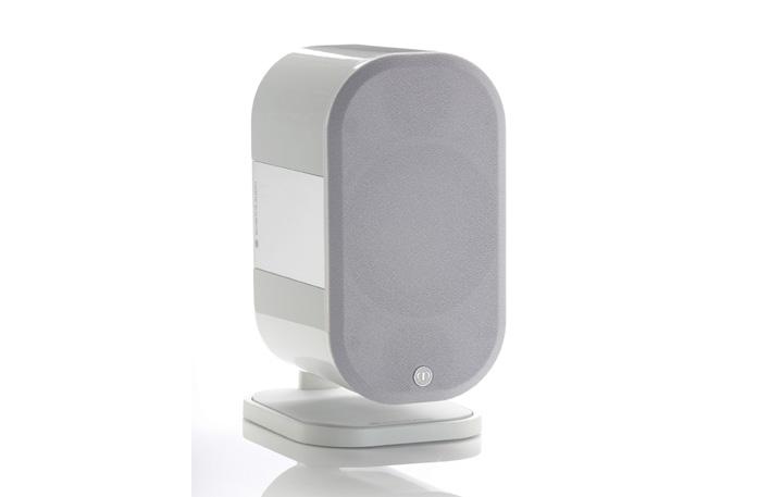 Monitor Audio Apex A 10 (A10) Kolumna stereo (surround) - 2szt Kolor: Biały błyszczący Polska Gwarancja