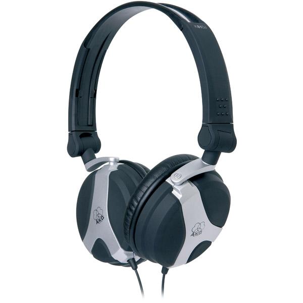 AKG K 81 DJ (K81DJ) Słuchawki przewodowe składane dla DJ Polska Gwarancja
