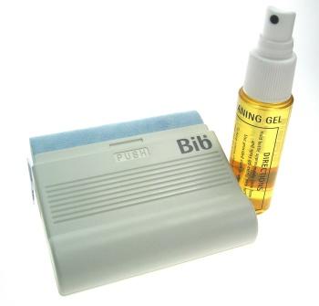 Zestaw czyszczący do LCD/Plazma B-tech BIB 642 (BIB642) Polska Gwarancja