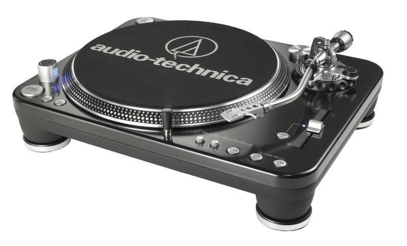 Audio-Technica AT-LP 1240 USB (AT-LP1240USB) Gramofon z przedwzmacniaczem Polska Gwarancja