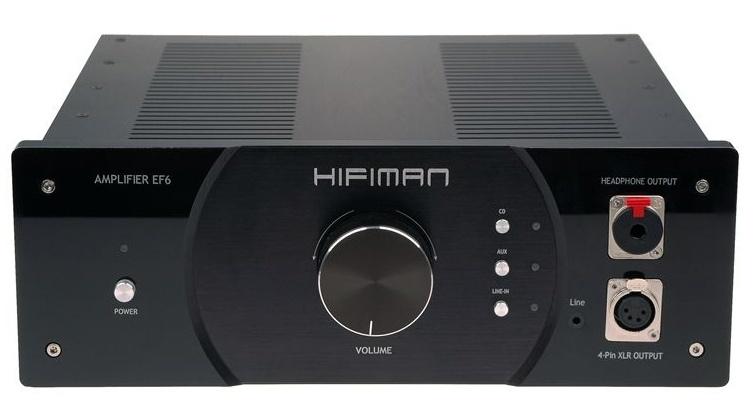 HiFiMAN EF6 (EF-6) Audiofilski wzmacniacz słuchawkowy w klasie A Polska Gwarancja
