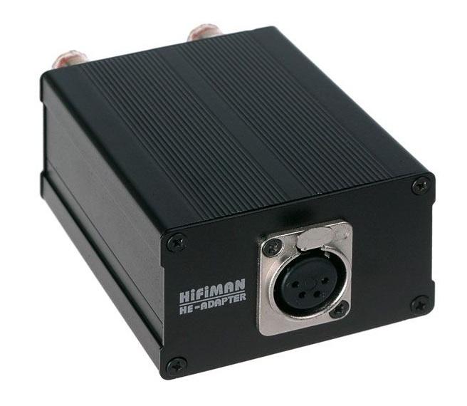 HiFiMAN HE-Adapter Przejściówka do słuchawek z serii HE umożliwia połączenie słuchawek do wzmacniacza stereo Polska Gwarancja