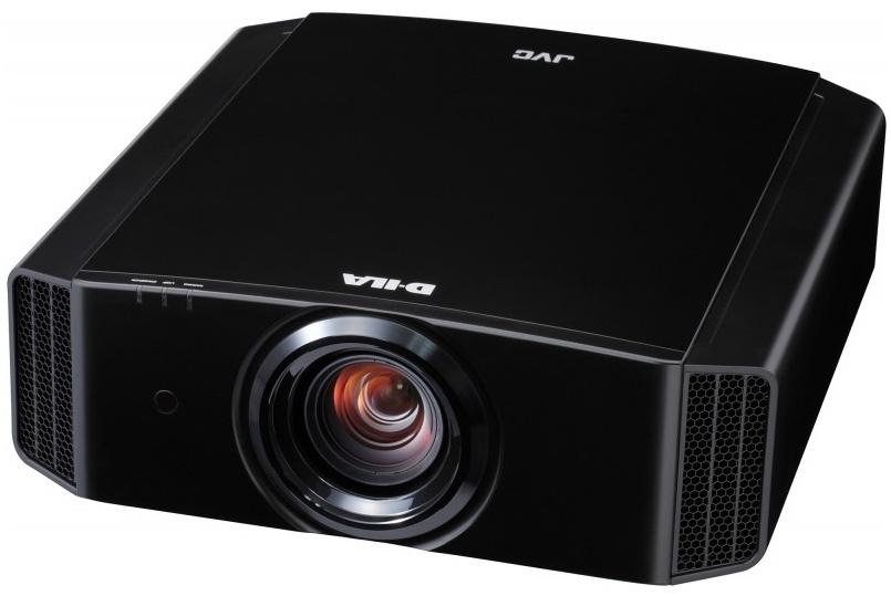 JVC DLA-X55 RWE/RBE (DLAX55) Projektor do kina domowego 3D o rozdzielczości 4K Ultra High Definition Kolor: Ciemny Polska Gwarancja
