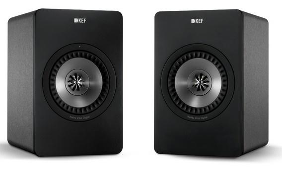 KEF X300 A (X300A) Wireless Bezprzewodowe aktywne głośnikowe komputerowe z AirPlay - 2szt Polska Gwarancja