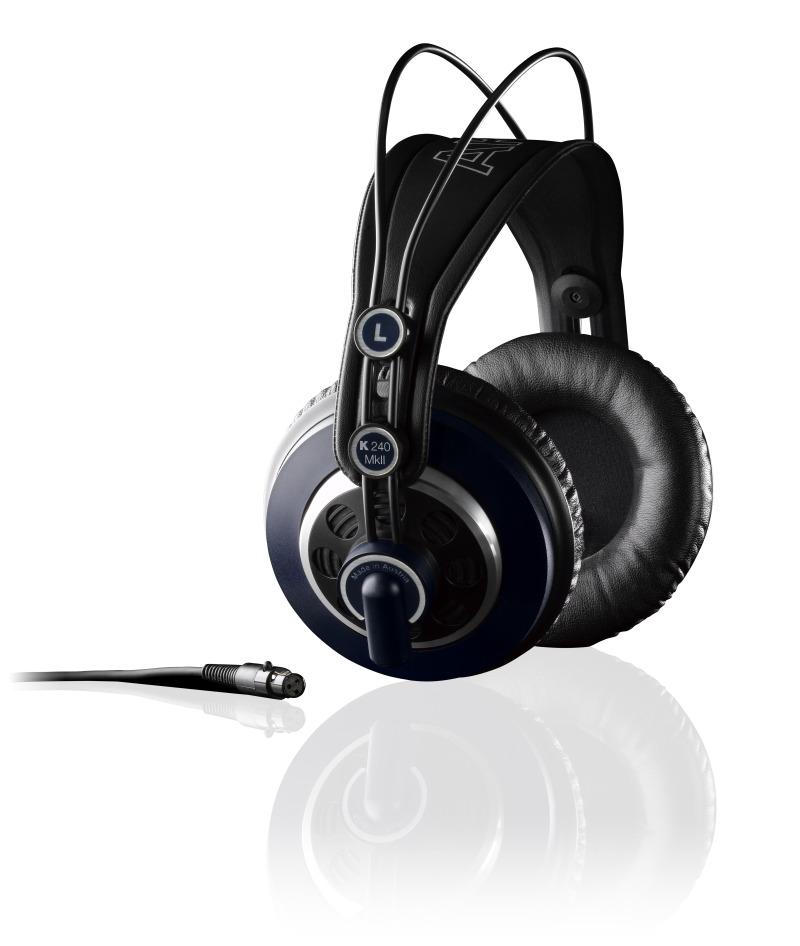 AKG K 240 MK II (K240 MKII) Słuchawki profesjonalne Polska Gwarancja