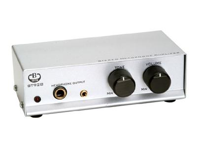 Wzmacniacz słuchawkowy regulowany B-Tech BT 928 (BT928) Polska Gwarancja