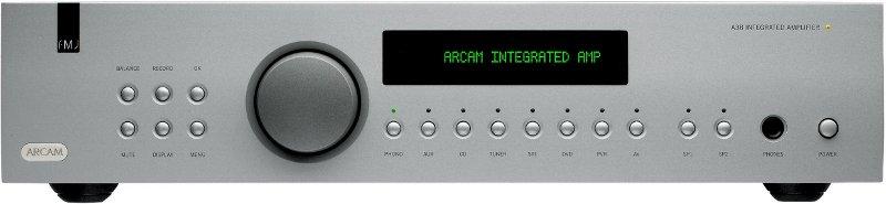 Arcam FMJ A38 (A 38) Wzmacniacz zintegrowany stereo 100W Polska Gwarancja