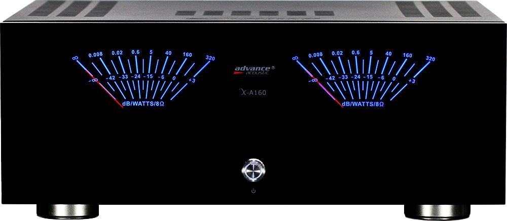 Advance Acoustic X-A160 (XA160) Końcówka mocy stereo 160W Polska Gwarancja