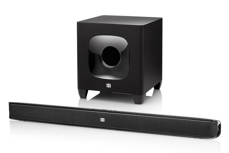 JBL Cinema SB 400 (SB400) soundbar (2.1) do telewizorów LCD/LED/Plazma Polska Gwarancja