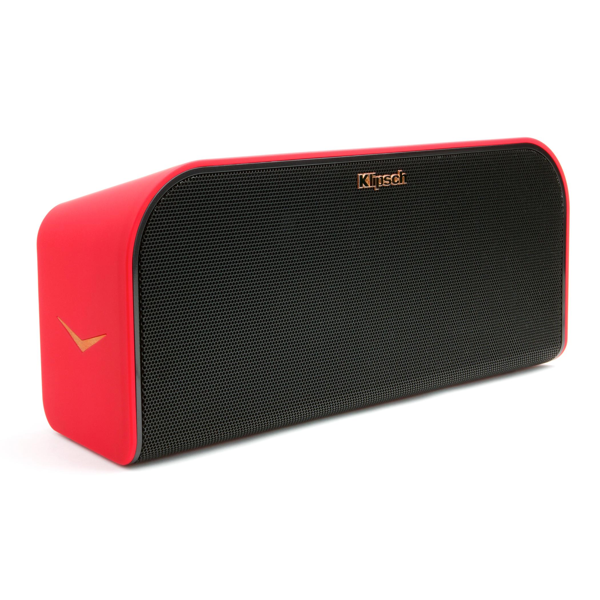 Klipsch KMC 3 Bezprzewodowy system muzyczny Kolor: Czerwony Polska Gwarancja