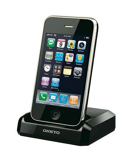 Onkyo UP-A1 (UPA1) Stacja dokująca do iPod, iPhone (tylko do urządzeń Onkyo) do amplitunerów ONKYO Polska Gwarancja