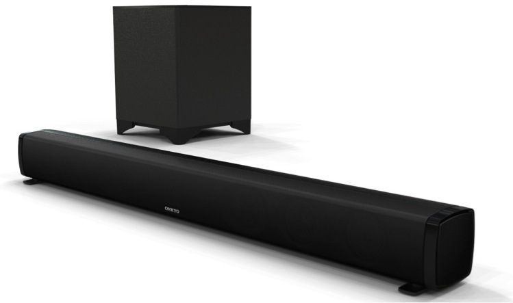 Onkyo LS-B50 Soundbar z aktywnym subwoferem Polska Gwarancja