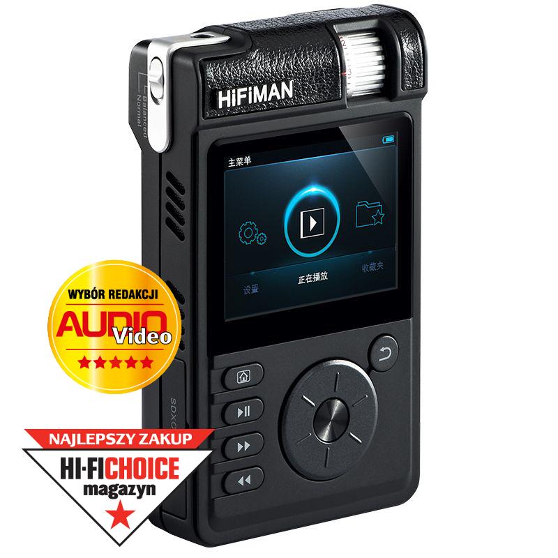 HiFiMAN HM-901 (HM901) Audiofilski odtwarzacz przenośny HI-END DSD/FLAC/WAV/OGG/MP3 Opcje: Standardowy moduł Polska Gwarancja