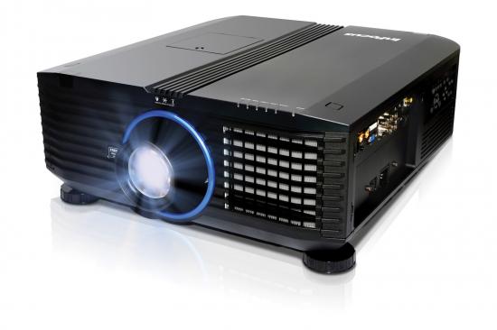 InFocus IN 5552L (IN5552L) Projektor (rzutnik) multimedialny, sieciowy Kolor: Ciemny Polska Gwarancja