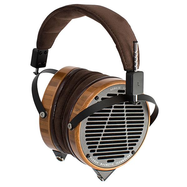 Audeze LCD-2 (LCD2) Bamboo słuchawki nauszne audiofilskie planarne Polska Gwarancja