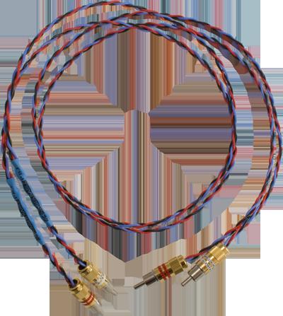 Kimber Kable 2xRCA - 2xRCA PBJ - 0,5M Polska Gwarancja